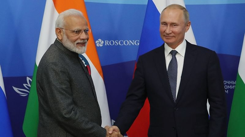 India, Russia to collaborate on logistics support for armed forces