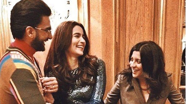It's overwhelming: Zoya Akthar on Bollywood's support to 'Gully Boy' Oscar bid