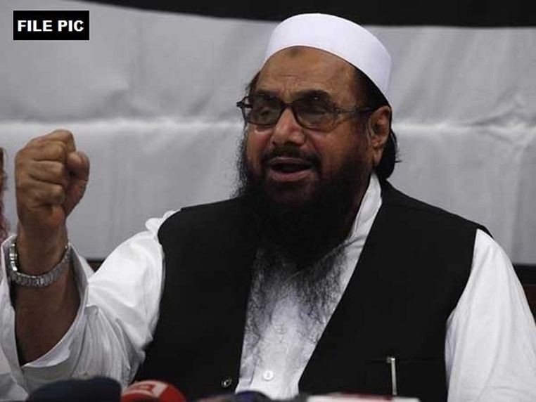 Hafiz Saeed's trial falters as Pak authorities fail to produce co-accused