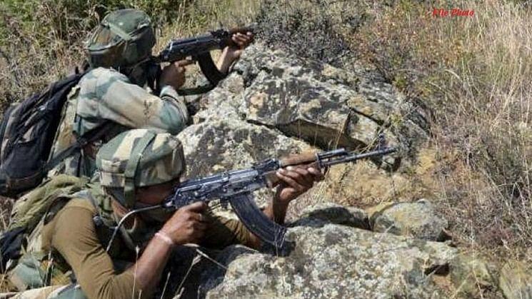 Amid India-China standoff, Pakistan violates ceasefire in Jammu and Kashmir's Hiranagar