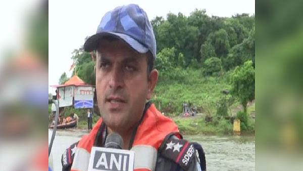 Kapil Nagar, Company Commander, SDERF Madhya Pradesh (Bhopal unit)