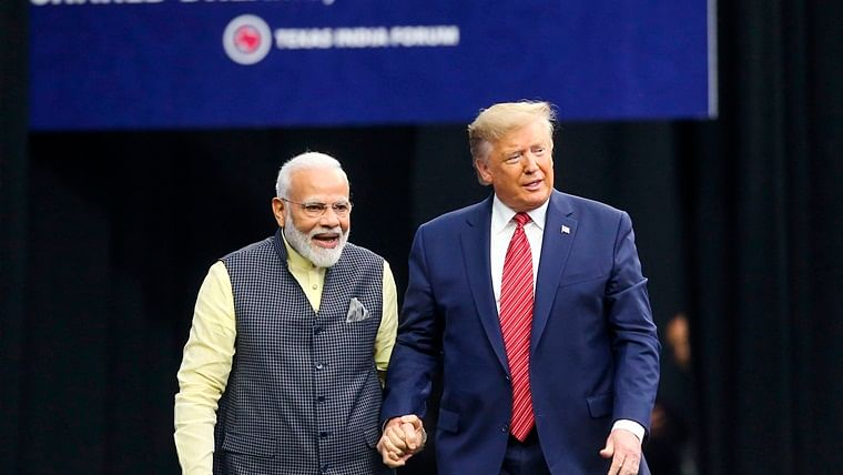 PM Narendra Modi to meet President Donald Trump today at noon