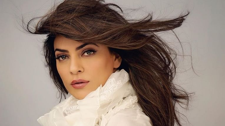 Sushmita Sen makes sure she always has purpose in life to stay motivated
