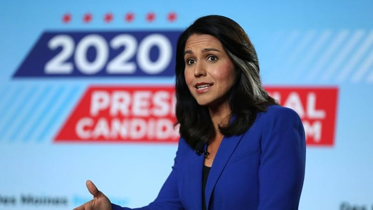 Presidential candidate Tulsi Gabbard out of 'Howdy Modi' event after Donald Trump confirms