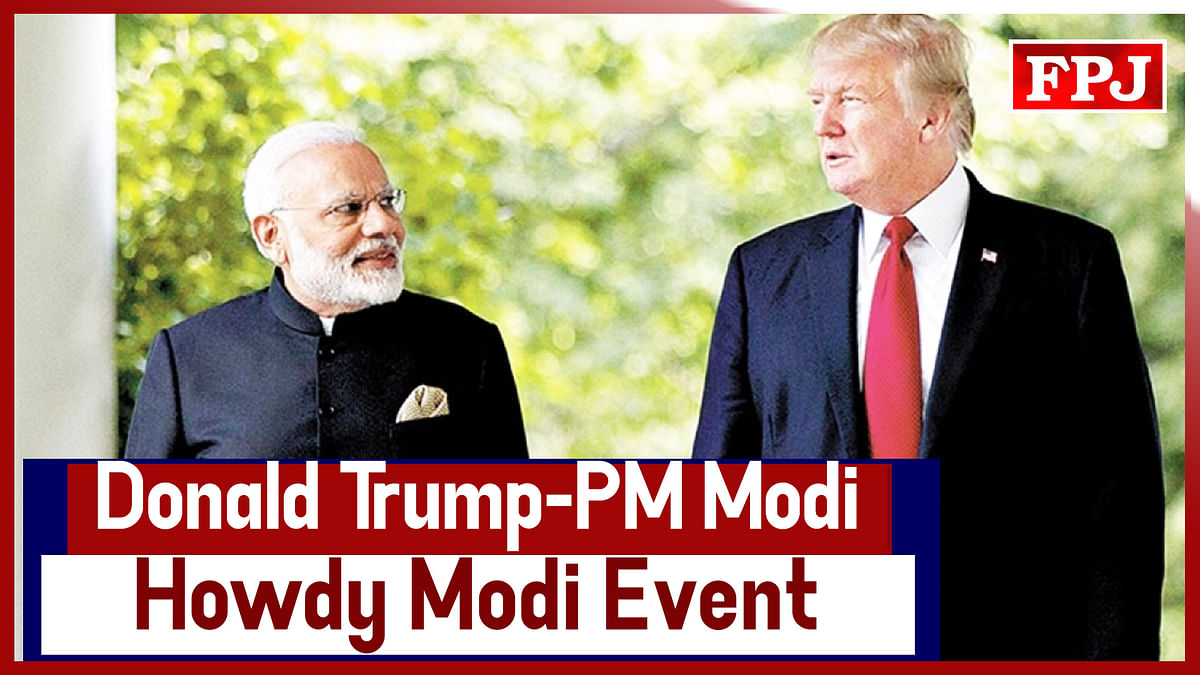 Trump's Decision To Howdy Modi Event At Houston Signifies Special Friendship Between Two Countries: