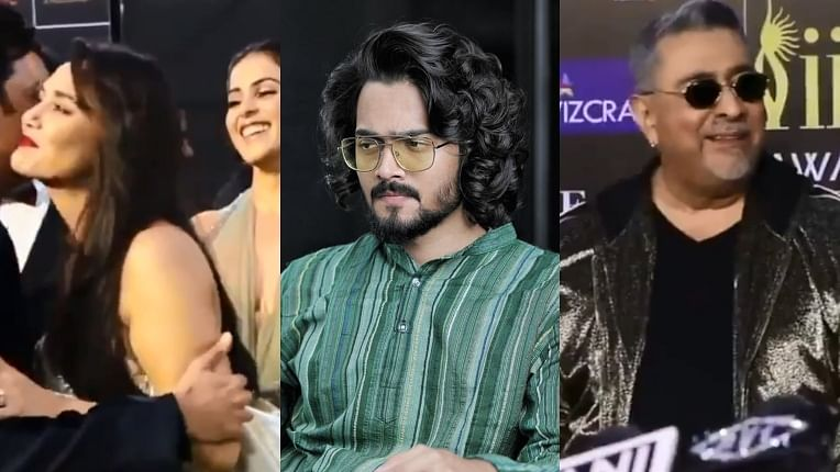 Bhuvan Bam reveals 'what actually happened' at IIFA 2019 with a hilarious video