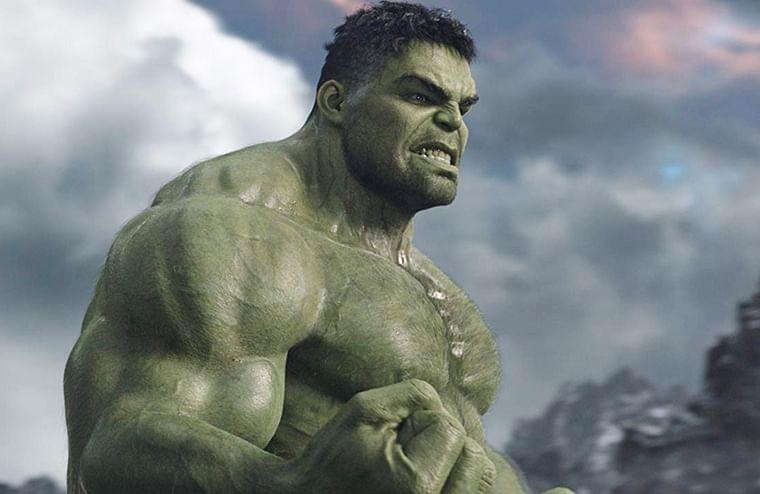 8. Mark Ruffalo- Hulk: 30 Million USD