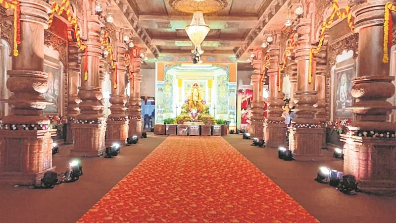Mumbai: Dons & their own Ganesh mandals