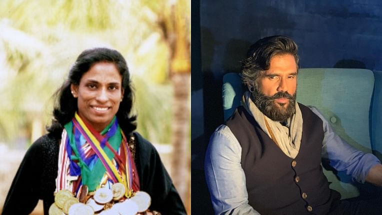 PT Usha, Suniel Shetty to run for SBI Green Marathon