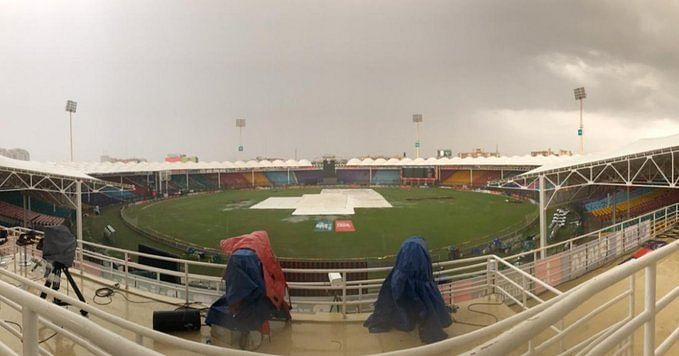 The National Stadium, Karachi