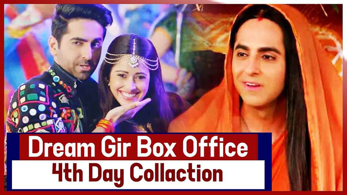 Dream Gir Box Office Collaction Day 4   continues winning streak, crosses Rs 50 cr mark