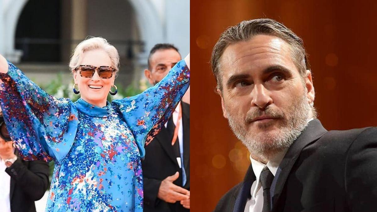 Joaquin Phoenix, Meryl Streep honoured with Tribute actor award at TIFF