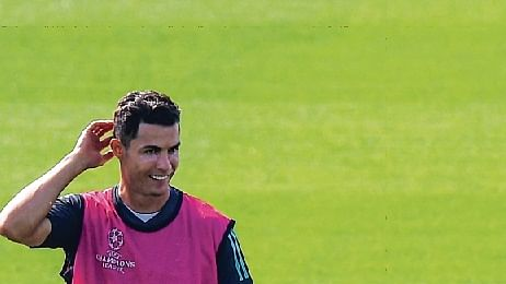 Champions League: Juventus embark in Spain for gain