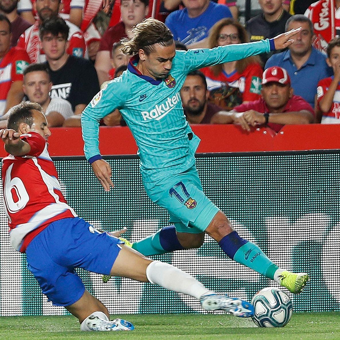 La Liga: Barcelona's 18-man squad for Villarreal clash
