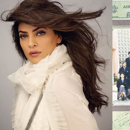 Sushmita Sen shares her 'turning point' moment when she was 17, see pic