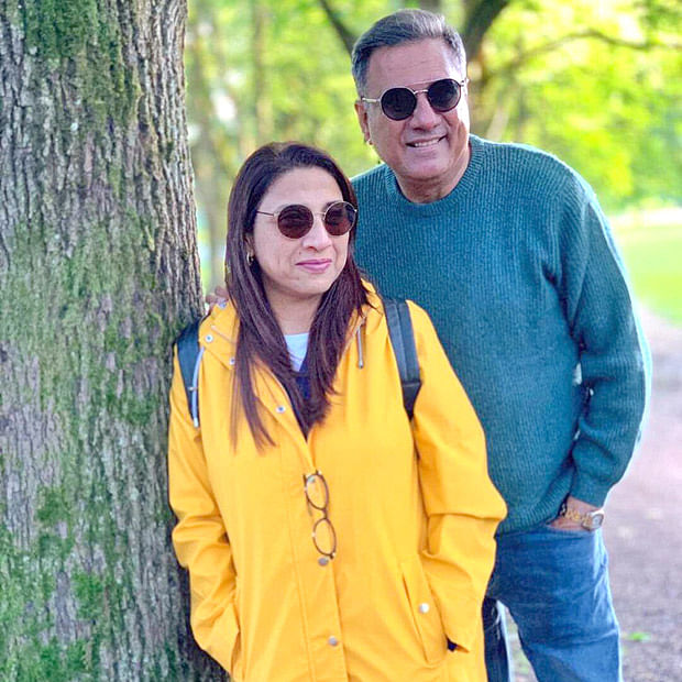Boman Irani is being followed by a gorgeous 'stalker', and he isn't complaining!