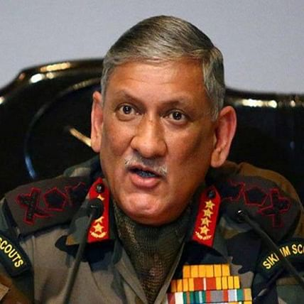Balakot terror camp has been reactivated, around 500 terrorists are waiting to infiltrate into India: Army Chief