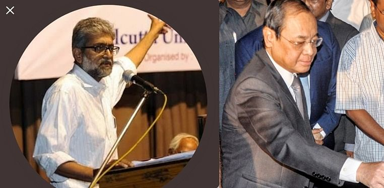 Bhima-Koregaon case: CJI Ranjan Gogoi recuses from hearing Gautam Navlakha's plea