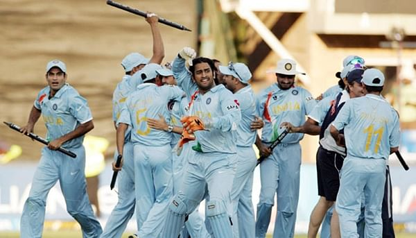 This day, 2007: When MS Dhoni & Co were crowned World T20 champions