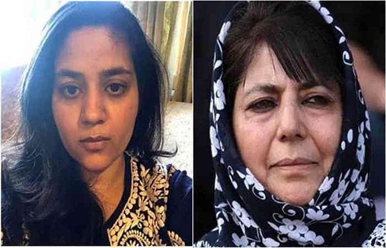 SC allows Mehbooba Mufti's daughter to meet her in Kashmir