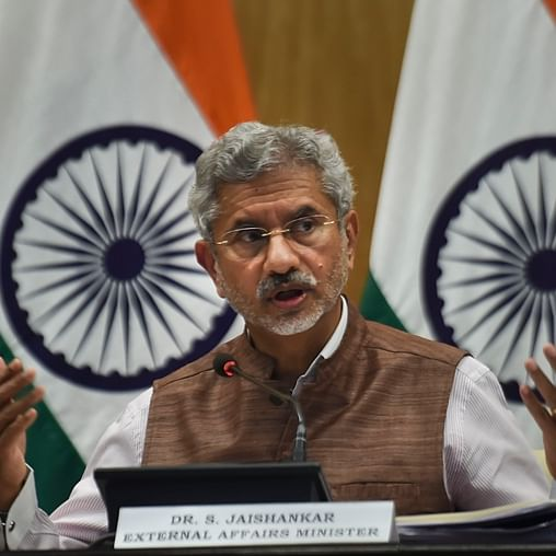 India-China ties 'profoundly disturbed' post Ladakh standoff: Jaishankar
