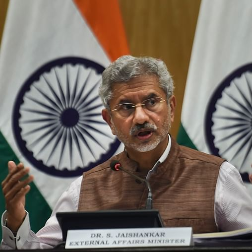 "Peace and tranquillity along LAC ""deeply disturbed"", impacting India-China ties, says S Jaishankar"