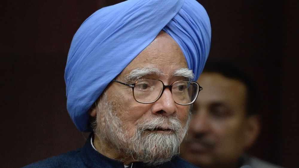 'State of economy deeply worrying', says former PM Manmohan Singh