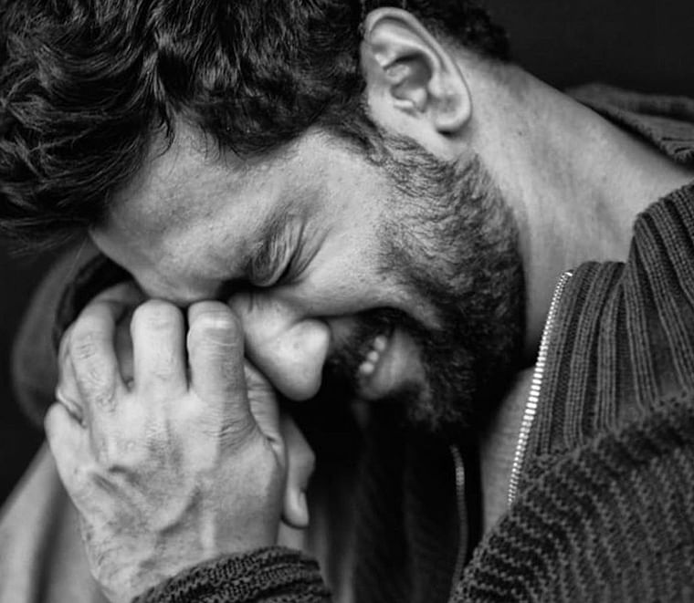 Here's why Vicky Kaushal's fan wants to turn into a pizza for the actor