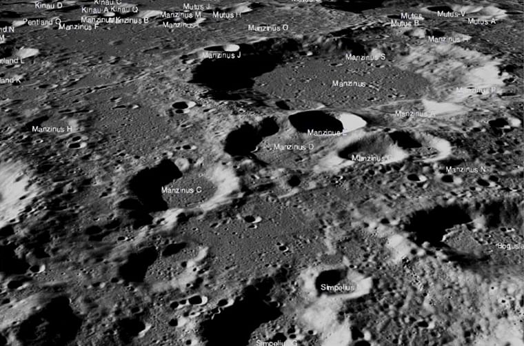Vikram lander may be hiding in shadows: NASA after capturing Chandrayaan-2's landing site