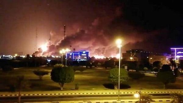 Drone attacks strike major Saudi Aramco facility, oilfield