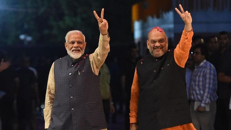 This is what Amit Shah has to say about Narendra Modi on his 69th Birthday