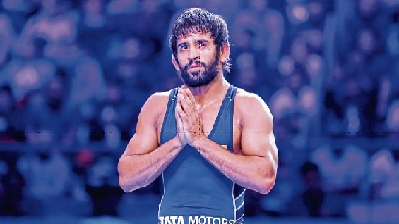 Bajrang Punia swells Worlds tally, Ravi Dahiya grabs first on debut