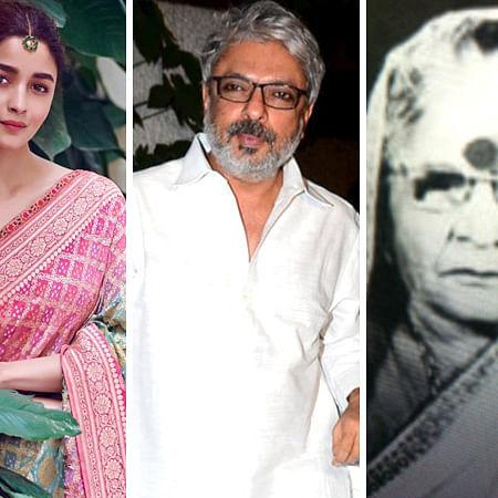 Sanjay Leela Bhansali's Gangubai starring Alia Bhatt will start shooting in October