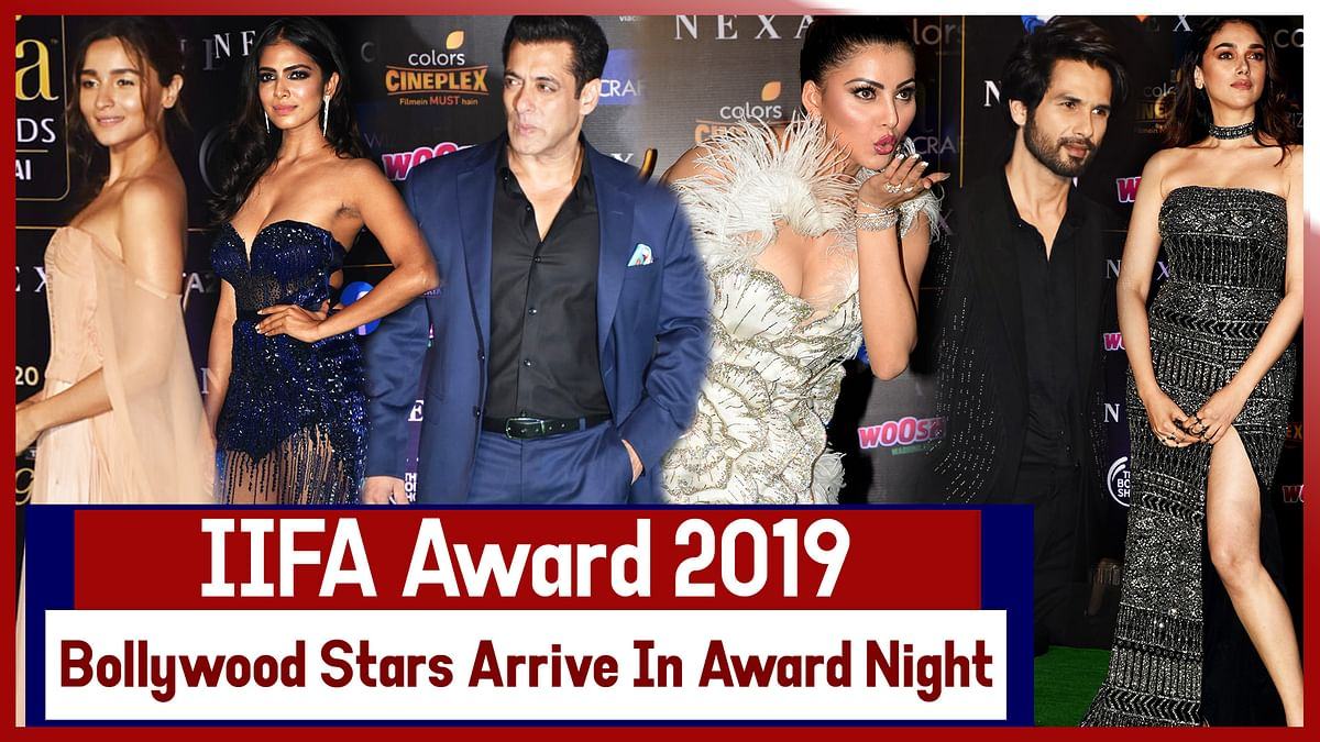 IIFA Awards 2019   Full Show   Bollywood Celebs Arrive In Style For Starry Night