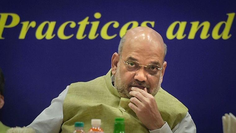 Amit Shah meets Maharashtra BJP leaders, keeps away from ally Shiv Sena