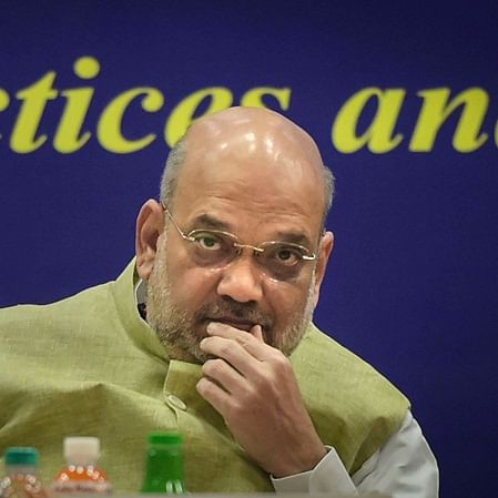 Amit Shah meets Maharashtra BJP leaders, keeps away from ally Shiv Sena