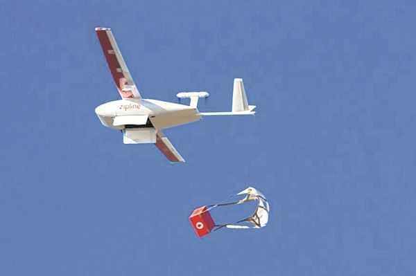 Mumbai: Drones to deliver emergency medical supplies