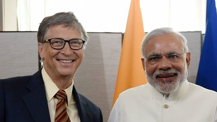 Bill Gates to honour PM Narendra Modi with Goalkeepers Global Goals Award for providing people safer sanitation
