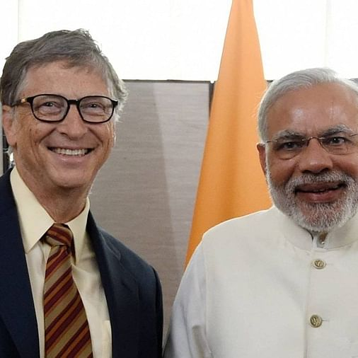 Bill Gates to honour PM Narendra Modi with Goalkeepers Global Goals Award for providing people safer sanitation