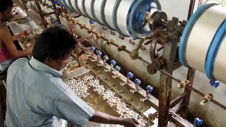 Maharashtra government plans to set up organised market to boost the silk industry in state: Report