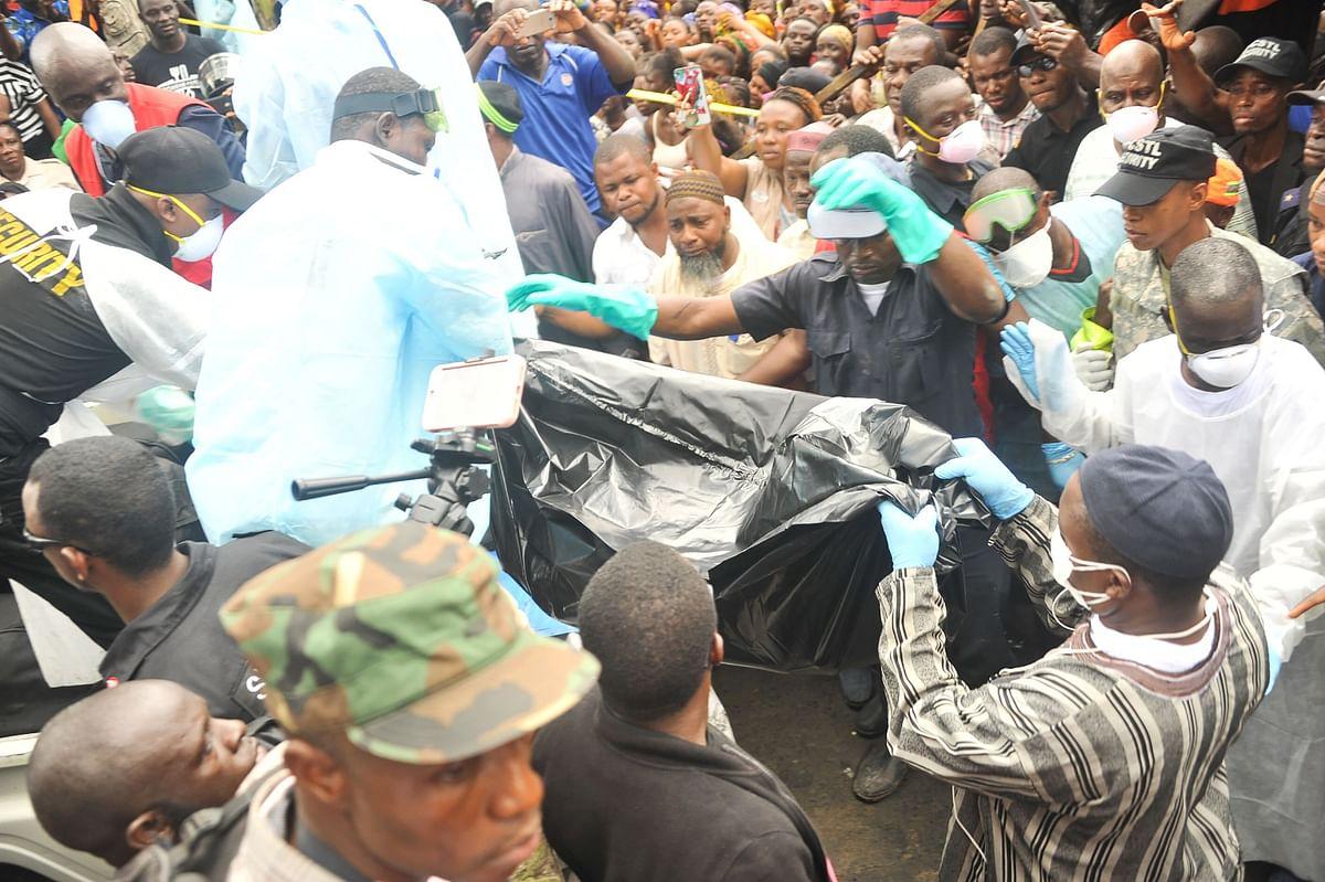 Liberia: Huge fire kills 26 school children in Monrovia