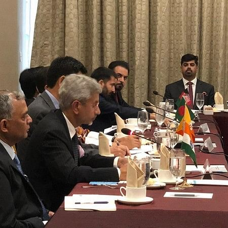 Elimination of terrorism pre-condition for South Asia's survival: Jaishankar