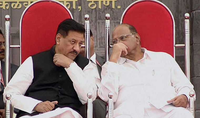 Sharad Pawar, Prithviraj Chavan likely to be considered for upcoming Satara bypoll: Report