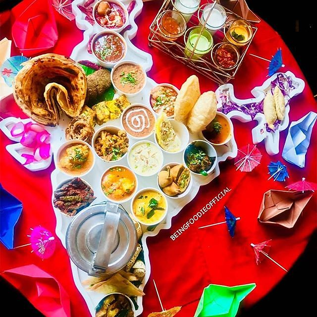The 'Article 370' thali by Ardor 2.1