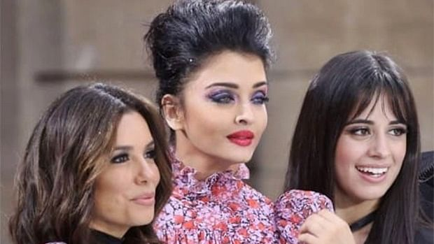 Paris Fashion Week: Aishwarya Rai Bachchan slays the ramp with Eva Longoria and Camila Cabello