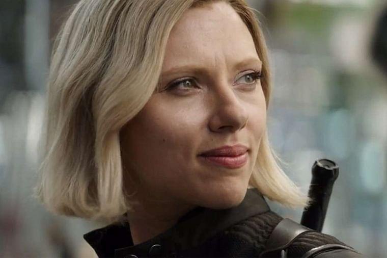 2. Scarlett Johansson- Black Widow: 150 Million USD