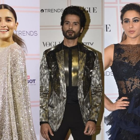 Vogue Beauty Awards 2019: Sara Ali Khan to Shahid Kapoor, B-town dazzles with glamour