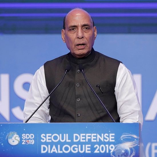 Rajnath Singh meets South Korean defence counterpart, discuss boosting ties