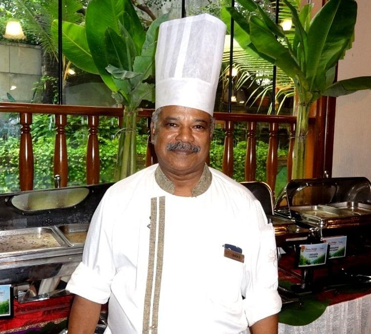 Masterchef Bala, Orchid Hotel - Paruppu Vadai