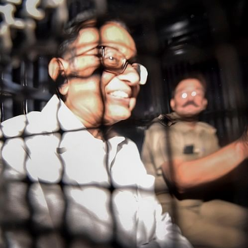 Chidambaram lodged in separate cell in Tihar, will get no special facilities: Prison officials
